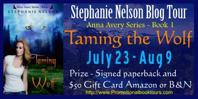 Taming the wolf Taming the Wolf Book Tour