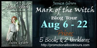 mark of the witch banner Mark of the Witch Book Tour
