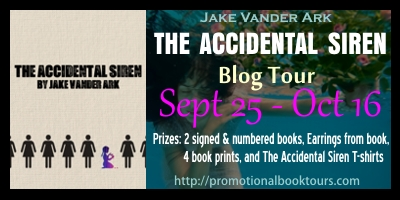 Accidental siren Accidental Siren Book Blast: Enter to win tons of great prizes!
