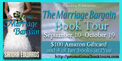 Themarriagebargainbadge  Marriage Bargain $100 Amazon Gift Card Giveaway