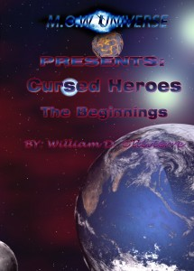 Cursed Heroes- The Beginning: Win a $50 Amazon or BN Gift Card!
