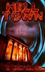 Hell Town Book Blast