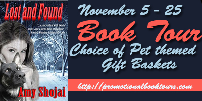 Lost & Found Book Blast: Win an Awesome Pet-Themed Gift Basket