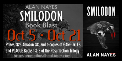 Smilodon Book Blast: Win $25 GC + Books!