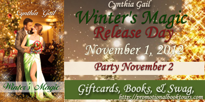 WintersMagicbadge1 Winter's Magic Book Release Party: Win GC's and Other Great Prizes!