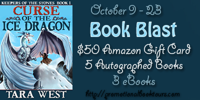 curseoftheicedragonbadge Curse of the Ice Dragon Book Blast: Win a $50 Amazon GC and Signed Books