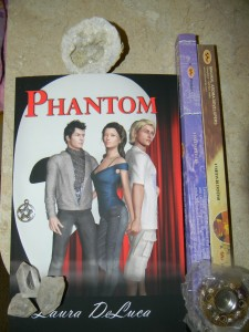 PromoBookTours PhantomGiveaway Phantom Book Blast: Win a $25 Amazon GC and Book Prize Pack