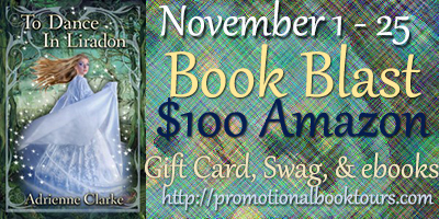 Todanceblast1 To Dance in Liradon Book Blast: Win a $100 Amazon GC and More!