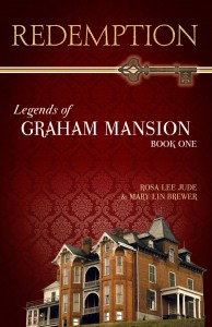 Redemption Cover Redemption (Legends of Graham Mansion) Book Blast: $50 Amazon GC Giveaway