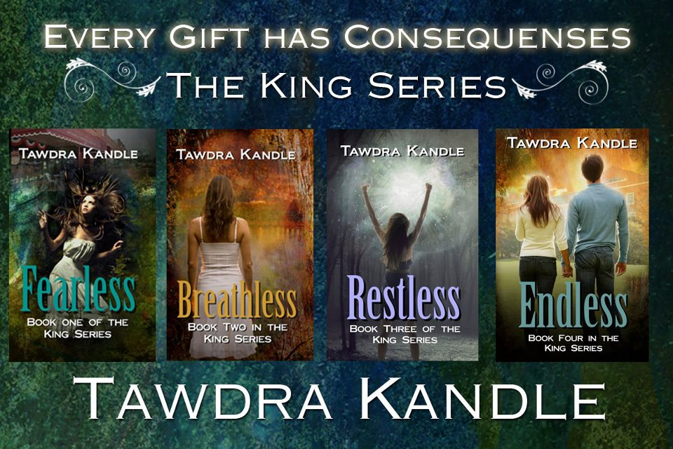 Cover Reveal: Endless by the Ever-Awesome Tawdra Kandle