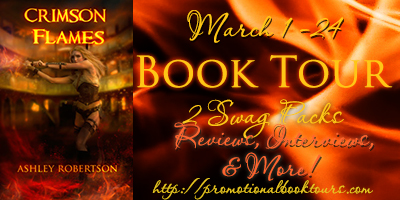 CrimsonFlamesBanner Crimson Flames Book Blast: Awesome Swag Pack Giveaway