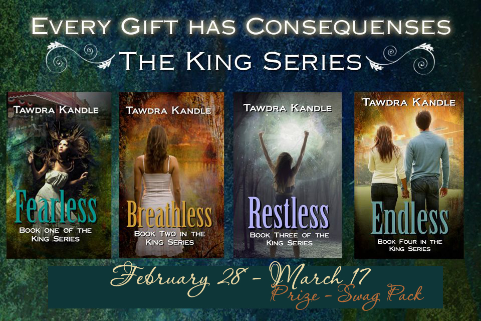 EndlessswagblastFeb28 Endless by Tawdra Kandle   Giveaway