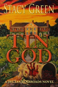 Tin God front cover Tin God Book Blast: Swag Pack Giveaway
