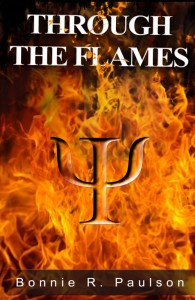 Through the Flames thumbnail Into the End Book Tour: Survival Pack Giveaway