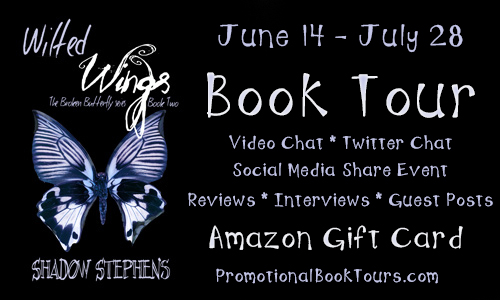 WWBANNER Wilted Wings Book Tour: $50 Amazon Gift Card Giveaway