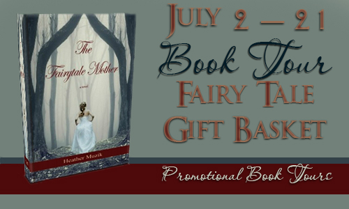 The Fairytale Mother Book Blast: Baking Basket Giveaway