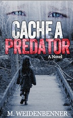 CACHE Book Cover Cache A Predator Book Tour: $50 Amazon Gift Card Giveaway