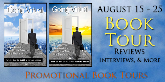 Going Virtual Book Tour: Review + $25 Amazon Gift Card Giveaway