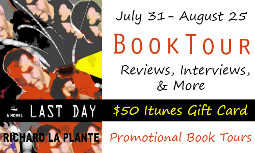 Last Day Blog Tour: $50 iTunes Gift Card Giveaway