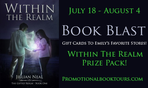 Within The Realm Promo Blast: Gift Cards and Goodies Giveaway
