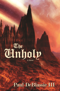 THE UNHOLY 2 in tall Looking for a Spooky Halloween Read? Check out The Unholy!