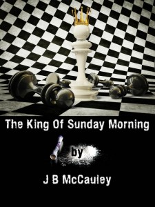 TKOSM COVER King of Sunday Morning Author Talks Dance Music, Hedonism, Choices and Hope