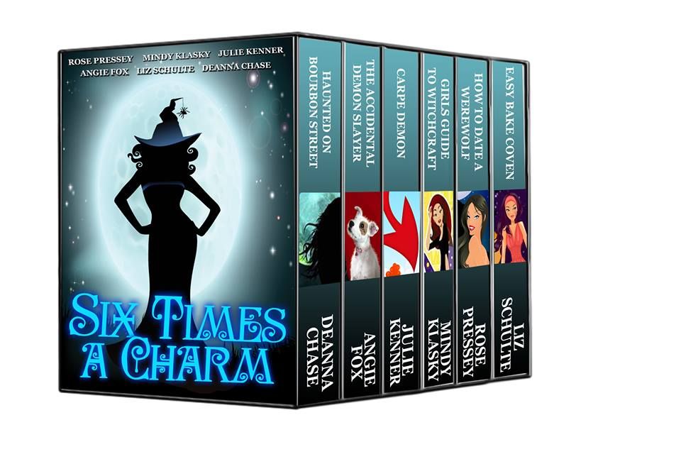 566228 10201861091430197 400154638 n Six Times a Charm: $25 Amazon GC and eBook Set Giveaway