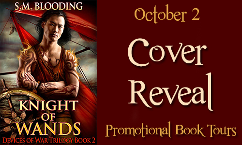 KnightofWandsbanner Knight of Wands Cover Reveal