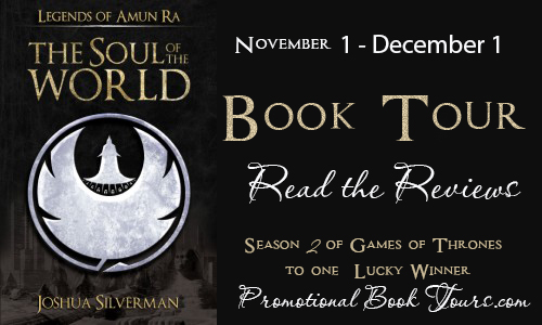 TheSouloftheWorldBookTour Soul of the World Tour: Review + Giveaway