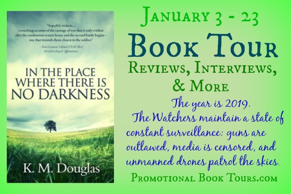 NoDarknessbanner In the Place Where There is No Darkness Book Review