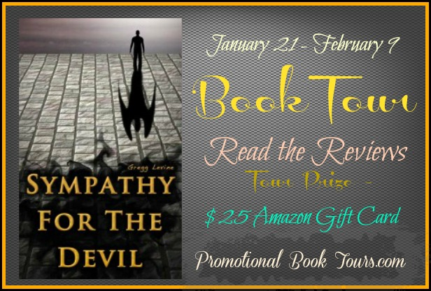 Sympathy for the Devil Book Tour: Review + $25 Amazon Gift Card Giveaway