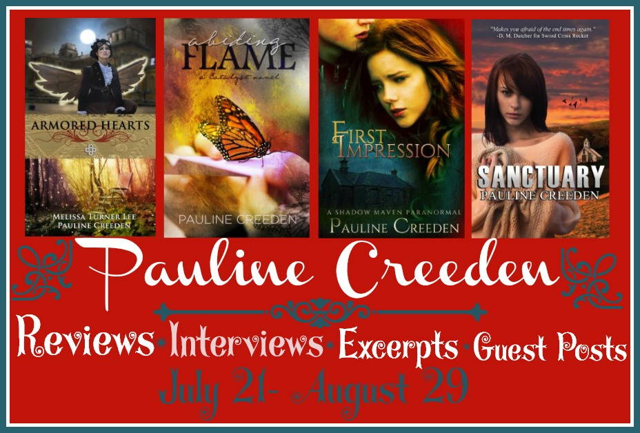 First Impressions by Pauline Creeden: Excerpt + Swag Bag Giveaway