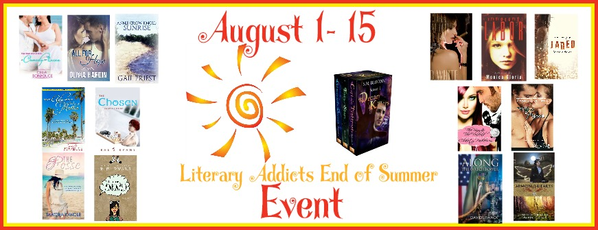 Literary Addicts End of Summer Event: $50 Amazon Gift Card Giveaway!