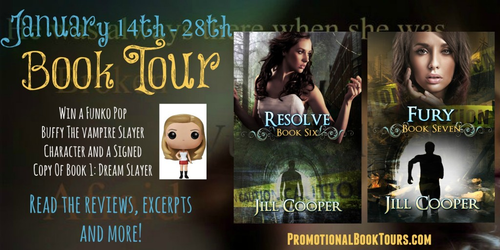 Check out the Dreamslayer Finale book blast and enter for a chance to win a FUNKO Pop Buffy the Vampire Slayer Character and a signed copy of the first book