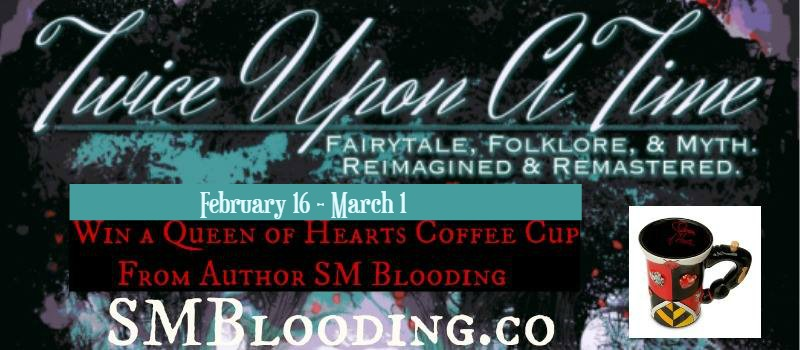 Twice Upon a Time Book Blast: Queen of Hearts Coffee Cup Giveaway
