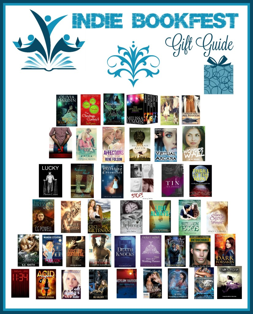 Indie Bookfest Gift Guide!