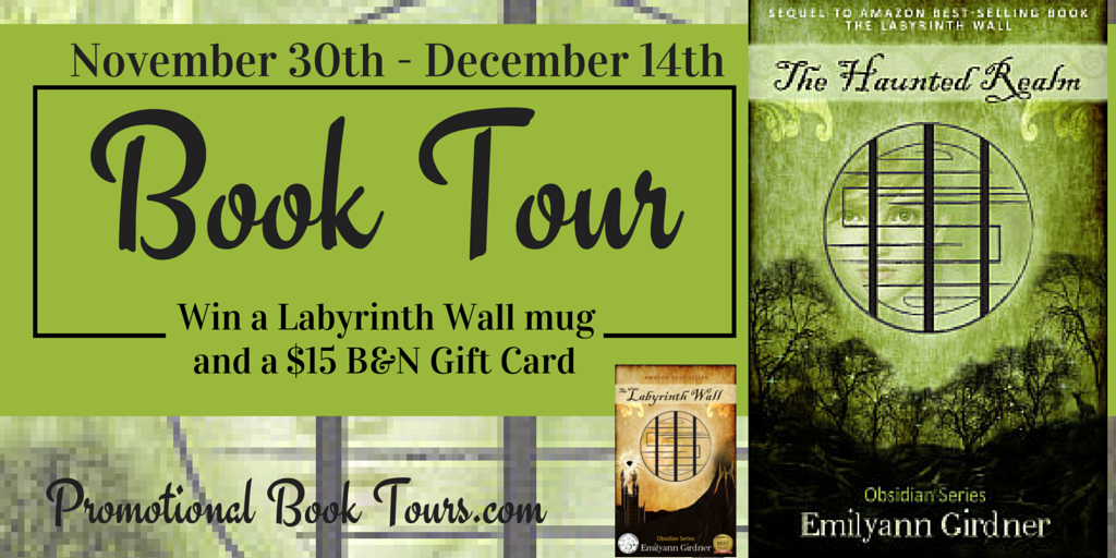 For Your Reading List: The Labyrinth Wall & Haunted Realm