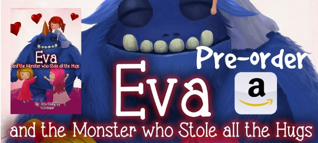 Eva and the Monster who stole Hugs