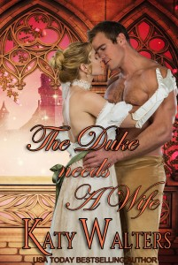 The Duke needs a Wife new cover copy