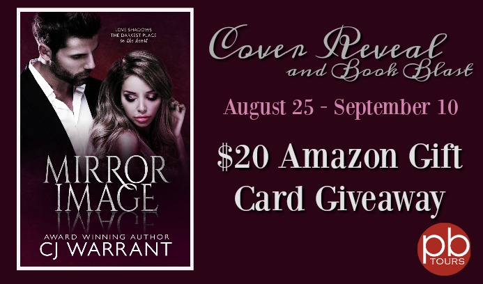 MirrorImage Mirror Image by CJ Warrant Cover Reveal and Book Blast