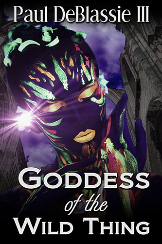 Goddess of the Wild Thing eBook Cover Goddess of the Wild Thing Book Blast