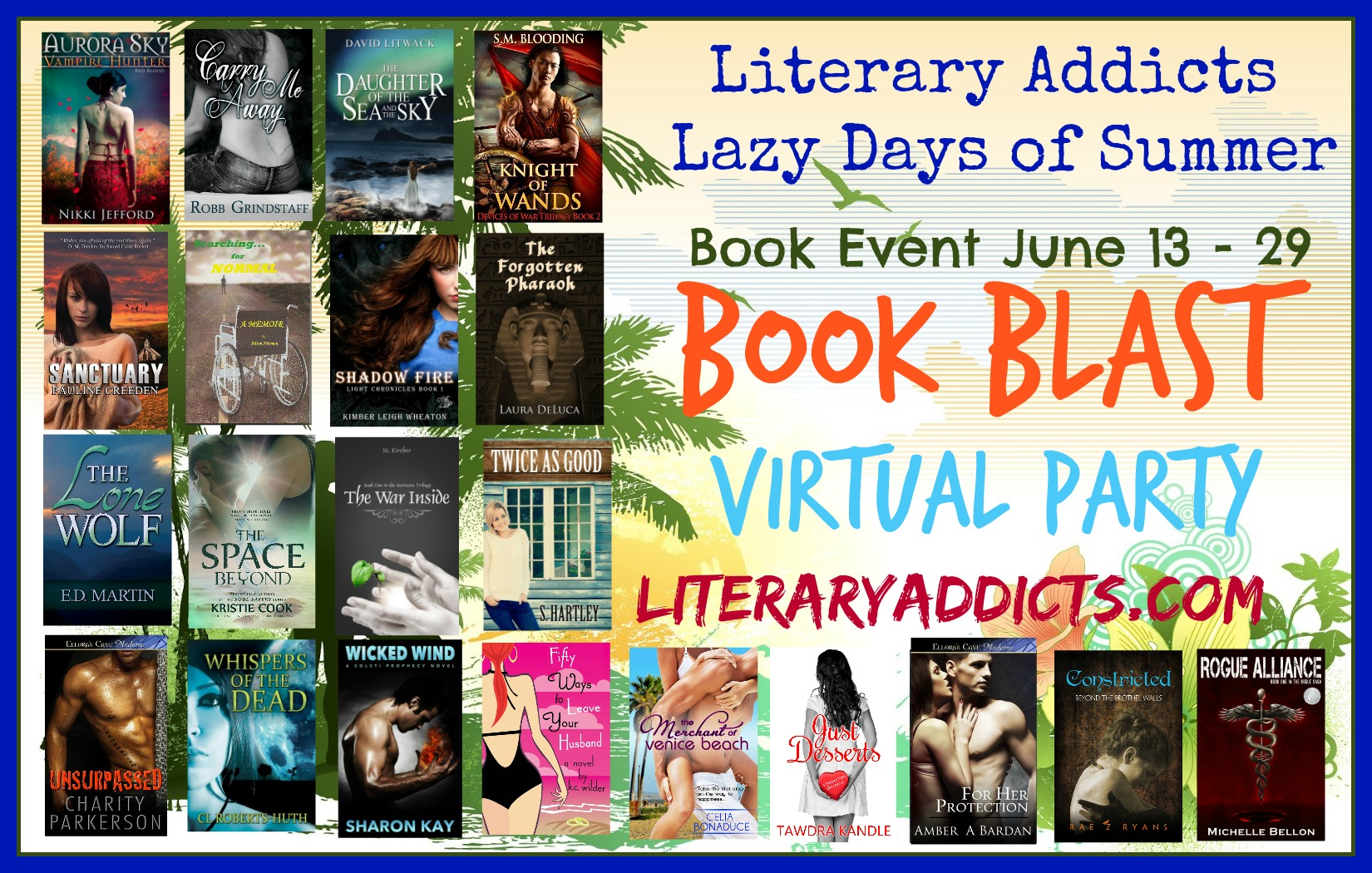 pre prime day giveaway susan heim on writing literary addicts lazy days of 5254