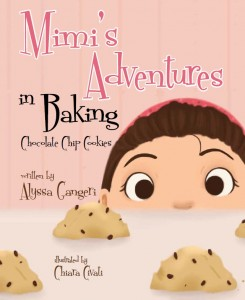 Mimi's Adventures in Baking COVER
