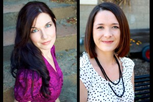 kat and kristin author photo