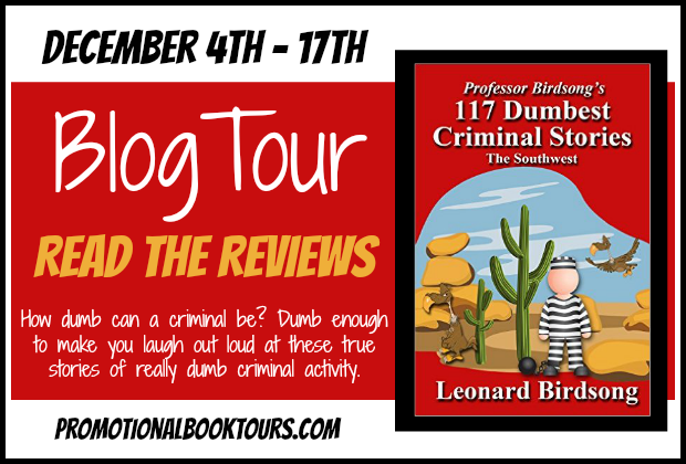 117 dumbest criminals tour banner 2