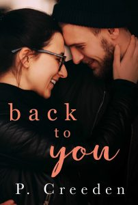 Back to You Kindle Back to You Book Blast: Check Out Pauline Creeden's Latest Novel!