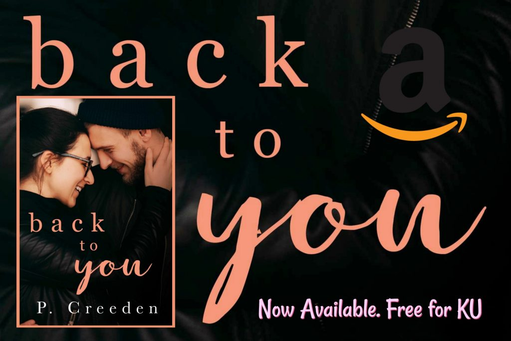 Backtoyou Back to You Book Blast: Check Out Pauline Creeden's Latest Novel!