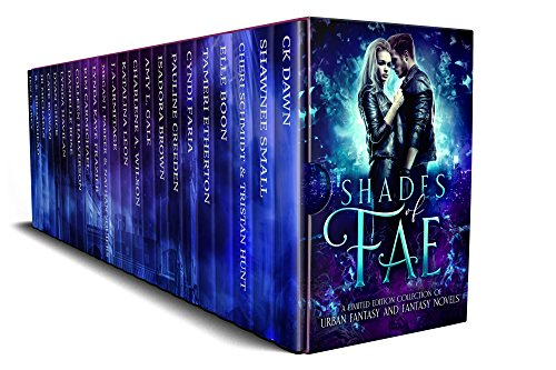 shadesoffae Pre-Order Shades of Fae Now & Spend Your Summer Lost in a Good Faerie Tale!