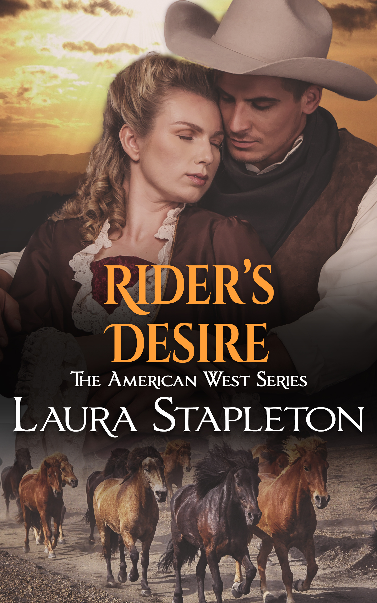 RD lg Read Sante Fe Woman (American West Series Book 3) on Amazon Now!