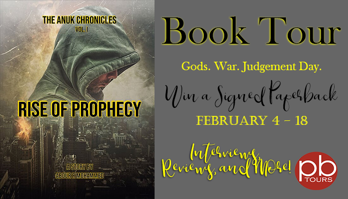 RiseofProphecytour Rise of Prophecy Giveaway: Win a Signed Paperback!